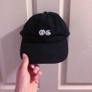 OG Black Baseball Cap - Urban Outfitters